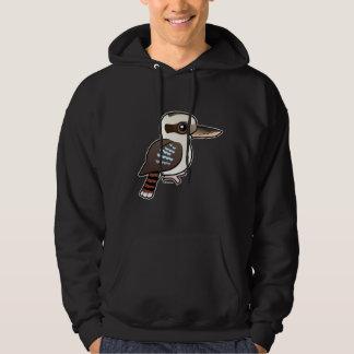 Laughing Kookaburra Hoodie