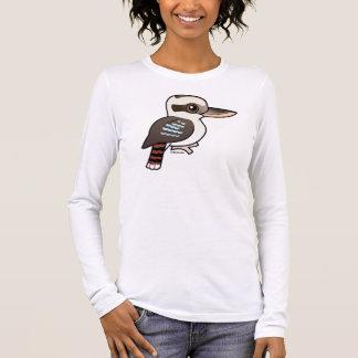 Laughing Kookaburra Long Sleeve T-Shirt