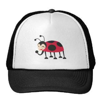 Laughing Ladybug Cap