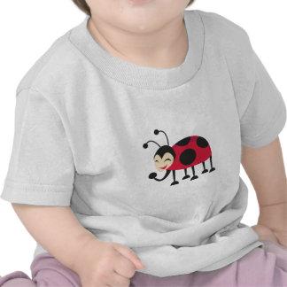 Laughing Ladybug T-shirts