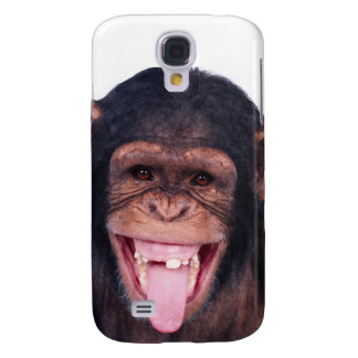 Laughing Monkey Galaxy S4 Case