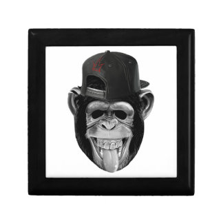 Laughing Monkey Gift Box