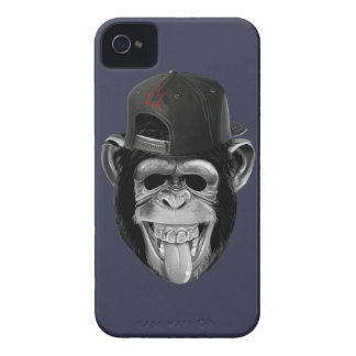 Laughing Monkey iPhone 4 Case