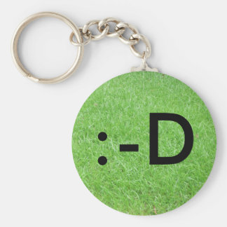 Laughing Out Loud Key Ring