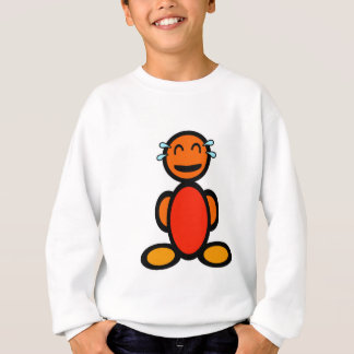 Laughing (plain) sweatshirt