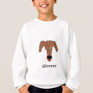 Laughing Puppy Sweatshirt