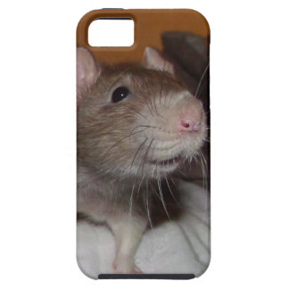 laughing rat iPhone 5 case