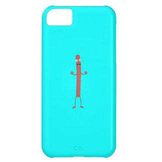 Laughing sausage guy Q1Q iPhone 5C Case