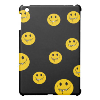 laughing smiley faces iPad mini cases