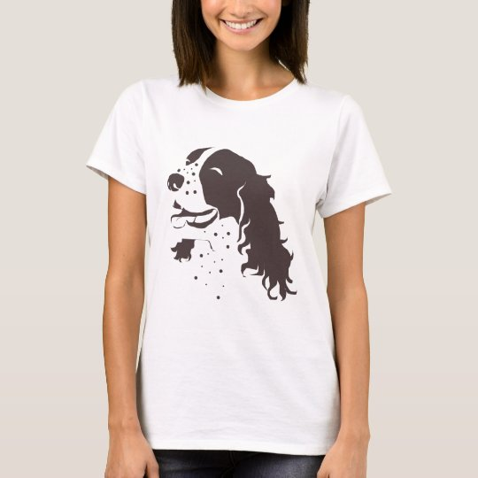 Laughing Springer Spaniel T-Shirt
