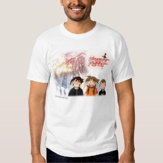 laughing tee shirt