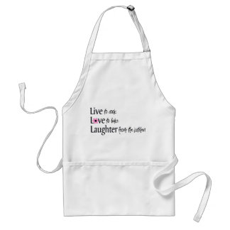 Laughter Apron