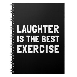 Laughter Best Exercise Note Books
