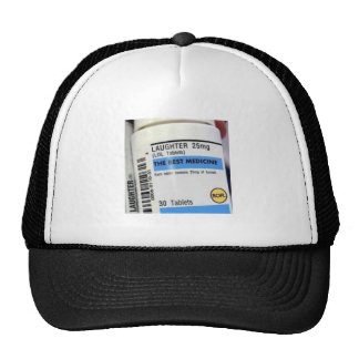Laughter is the Best Medicine Mesh Hat