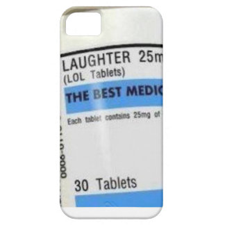 Laughter is the Best Medicine iPhone 5/5S Cover