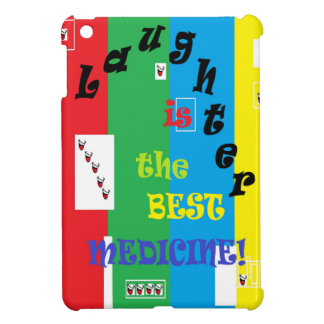 Laughter is the Best Medicine iPad Mini Case