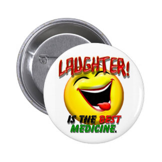 Laughter is the Best Medicine Pins