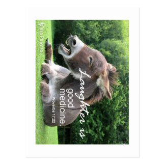 Laughter Postcards