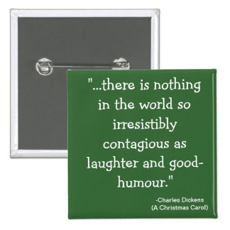 laughter-The Scrooge Collection Buttons