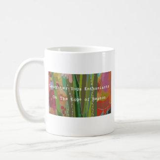 Laughter Yoga Enthusiasts Basic White Mug
