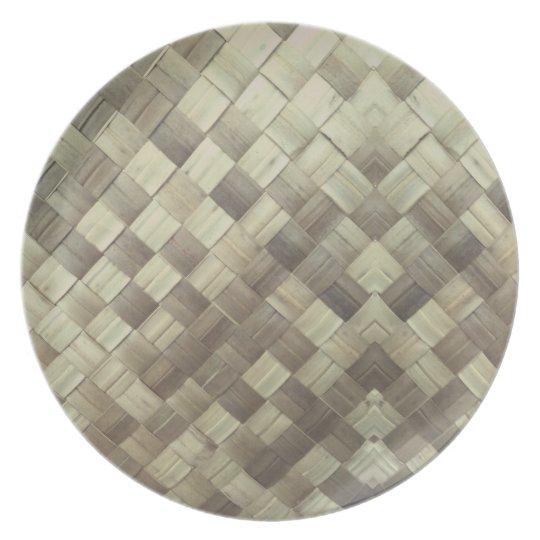 Lauhala Plate