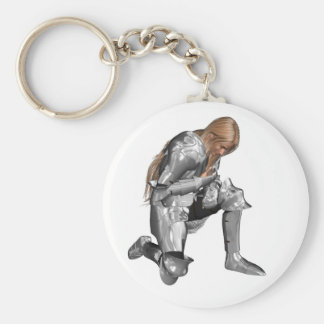 Launcelot du Lac Key Ring