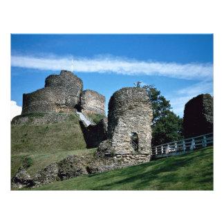 Launceston Castle Custom Flyer