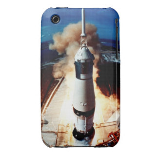 Launch of a Rocket 2 iPhone 3 Cases