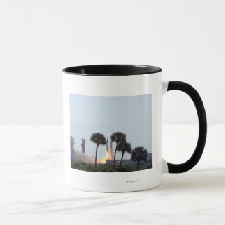 Launch of Mercury Atlas 9 rocket  Photograph Mug