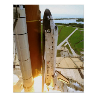Launch of Space Shuttle Discovery STS-114 Posters