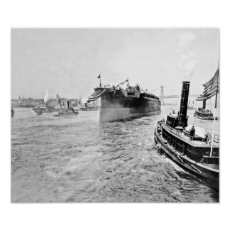 Launched:  USS Arizona Posters