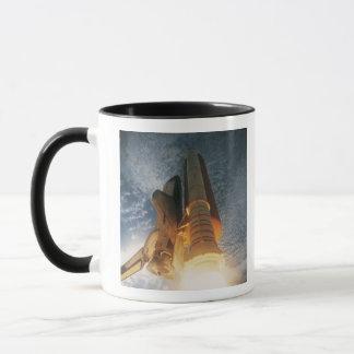 Launching Space Shuttle Mug