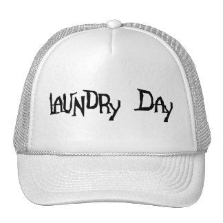 Laundry Day Mesh Hats