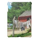 Laundry Hanging on Line iPad Mini Case