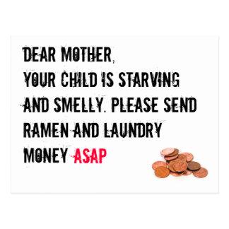 Laundry Money Card