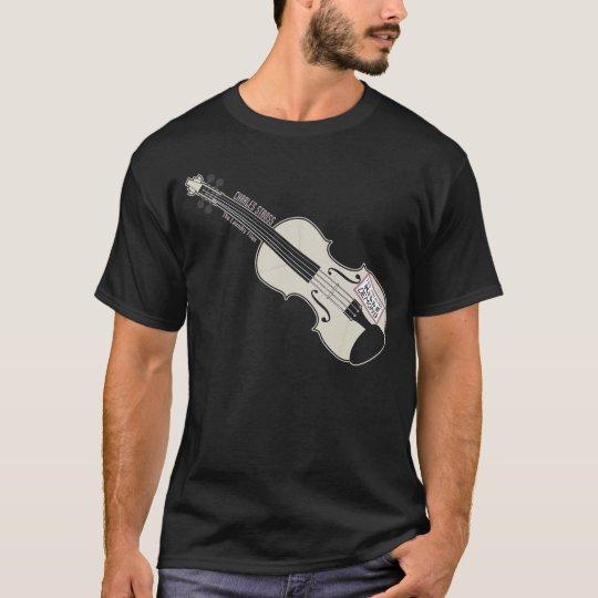 Laundry Mo's Violin Black T-shirt