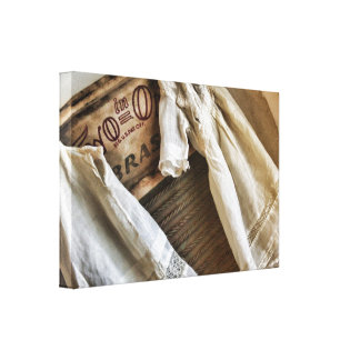 Laundry Room Decor Stretched Canvas Prints