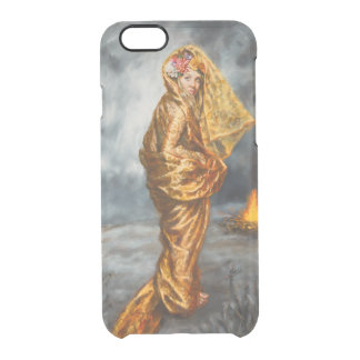 Laura Atkins Art Clear iPhone 6/6S Case