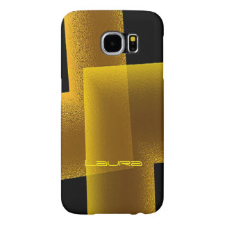 Laura Customized cover for Galaxy Samsung Galaxy S6 Cases