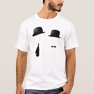 Laurel and Hardy - Bowlers and Ties T-Shirt