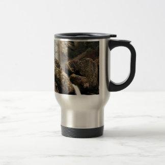 Laurel Falls Stainless Steel Travel Mug