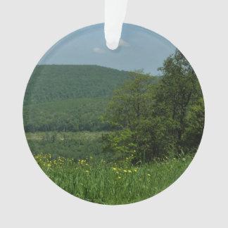 Laurel Highlands Pennsylvania Summer Photography Ornament