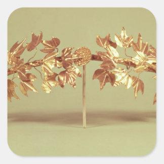 Laurel wreath, Mycenae Stickers