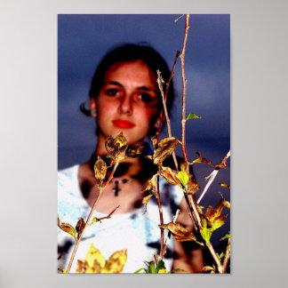 Lauren First Modeling Job Posters