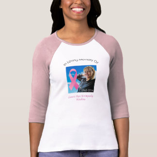 Laurie Ann Krempasky Hawkins Breast Cancer Shirt 2