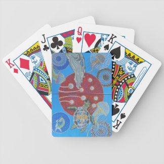 Laurie Bicycle Playing Cards