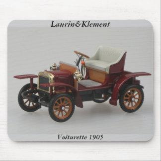 Laurin&Klement Voiturette 1905 Mousepad