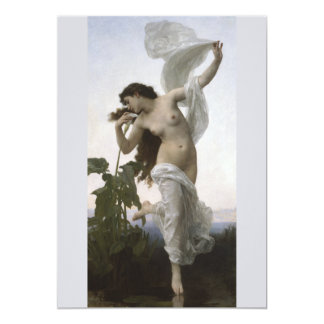 L'Aurore Dawn William-Adolphe Bouguereau Card