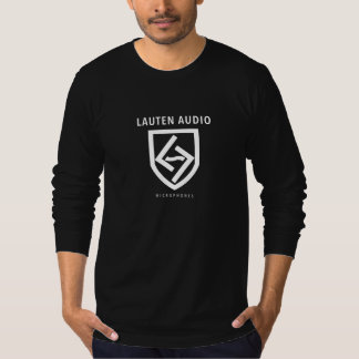 LAUTEN AUDIO LOGO & BADGE LONG SLEEVE SHIRT