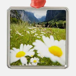 Lauterbrunnen, Switzerland Christmas Ornament